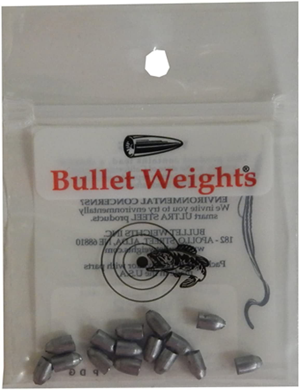 Bullet Weight BW132 Worm Weight
