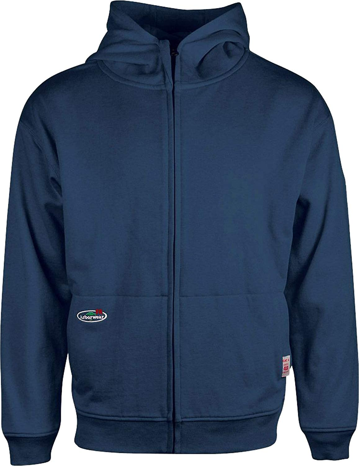 Arborwear Men's FR Double Thick Full Zip Sweatshirt