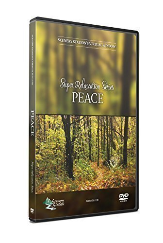 Nature DVD - Super Relaxation Series - Peace - Serene and Soothing