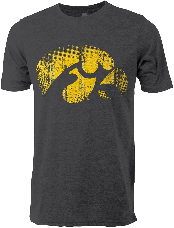 Ouray Sportswear NCAA Adult Men Vintage Sheer S/S Tee