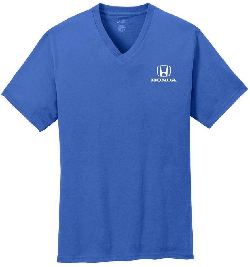 Speedgear Honda Blue Classic V-Neck Tee Shirt
