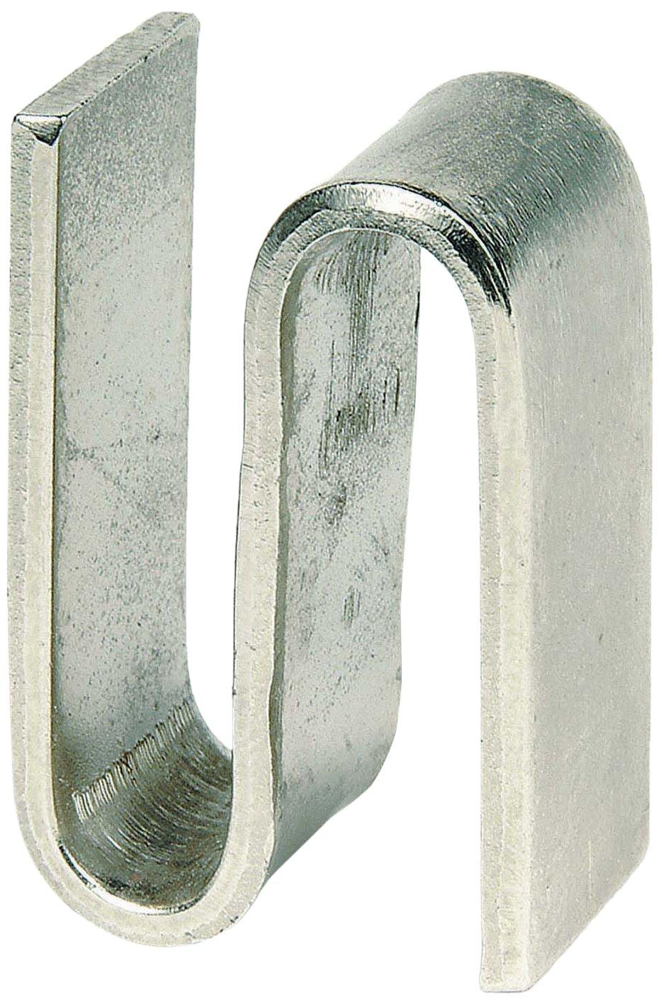 Nexel Wire Shelf S Hook, Set of 12, Chrome