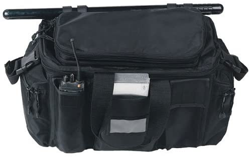 Strong Leather Company Deluxe Gear Bag-plain -