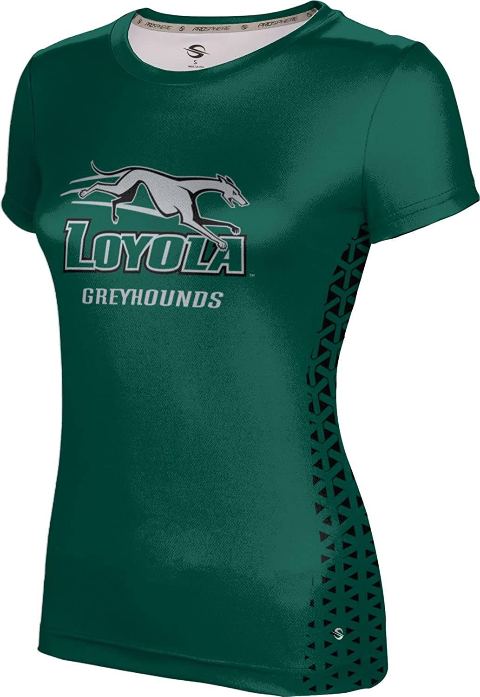 ProSphere Loyola University Maryland Women's Performance T-Shirt (Geometric)