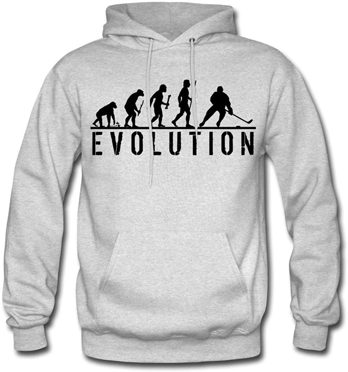 Evolution Ice Hockey Men's Hoodie