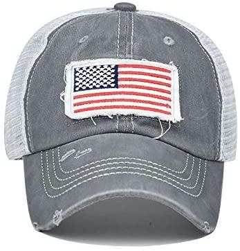 Fineday Fashion Unisex Men Women Tie-Dyed Sun Hat Adjustable Baseball Cap Hip Hop Hat, Hat, Clothing Shoes & Accessories (Gray)