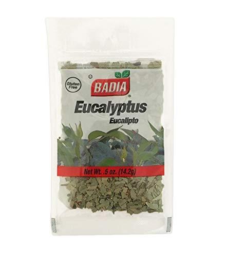 2 Bags Eucalyptus Eucalipto Kosher 0.5oz each