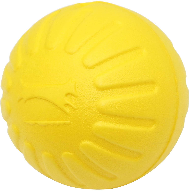YAODHAOD Dog Ball 3.4Inch Floating-Bouncing Dog Toy Dog Training Ball Everlasting Fun Ball for Medium and Large Dog