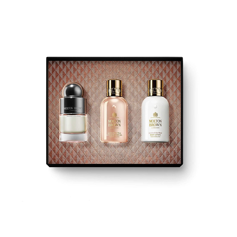 Molton Brown Jasmine & Sun Rose Fragrance Gift Set