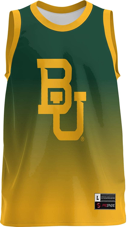 ProSphere Baylor University Men's Basketball Jersey (Ombre)