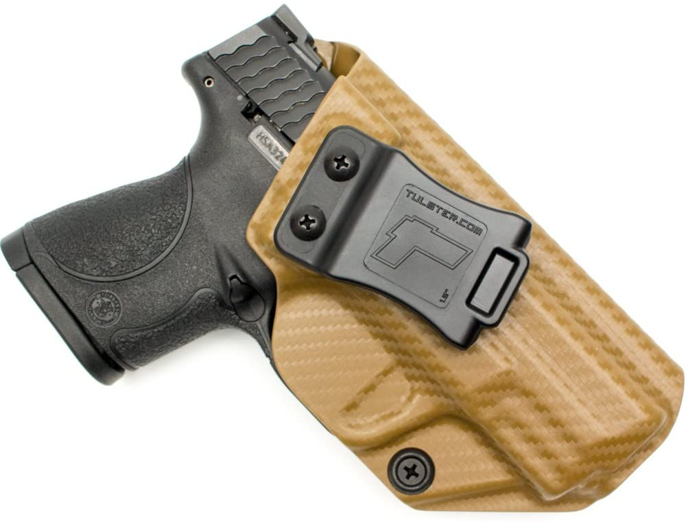 Tulster IWB Profile Holster in Right Hand fits: M&P 3.5