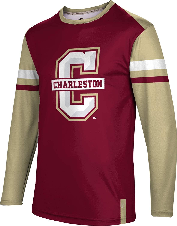 ProSphere College of Charleston University Men's Long Sleeve Tee - Old School