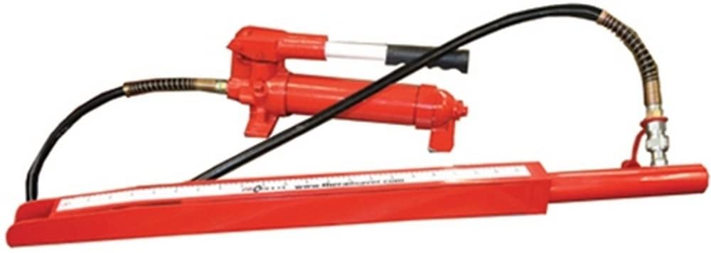 TG Products Rail Saver with Pump (RSV-RS120-16AK)