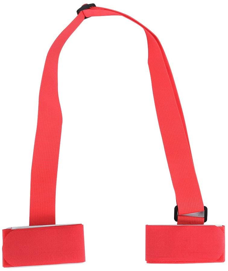 Convenient Hook and Loop Design Durable and Durable ski Shoulder Holder, Snowboard Shoulder Straps, Nylon for ski Keyboard Poles