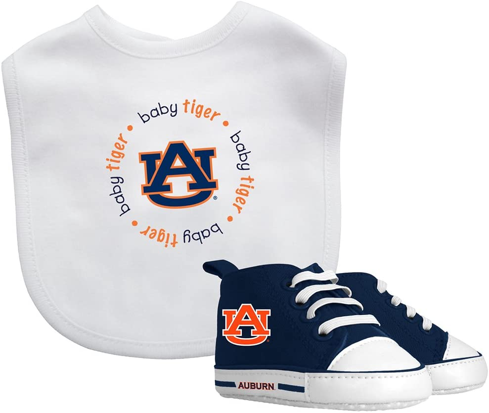 Baby Fanatic Auburn 2-Piece Gift Set