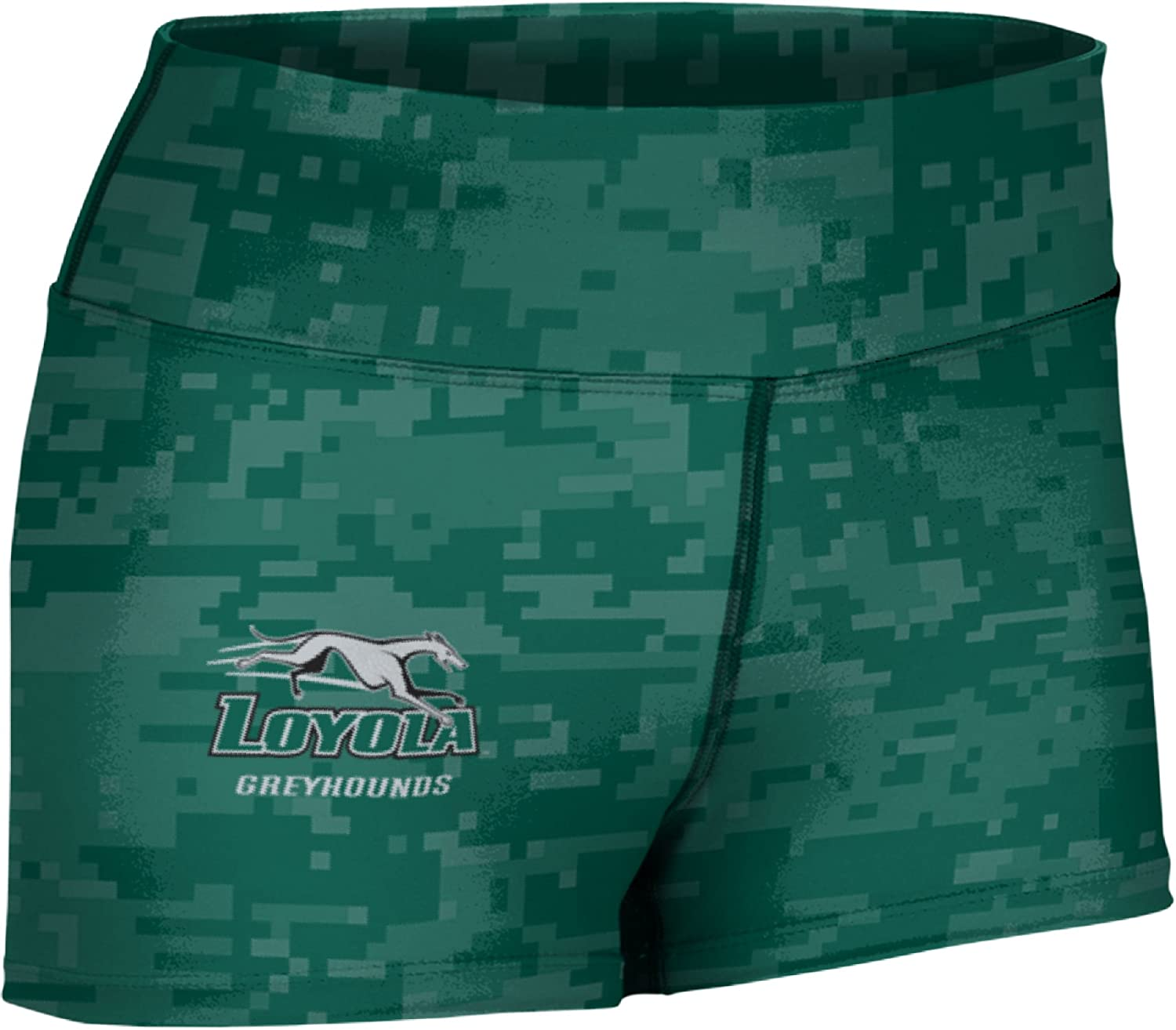 ProSphere Loyola University Maryland Women's Boy Cut Short - Digital