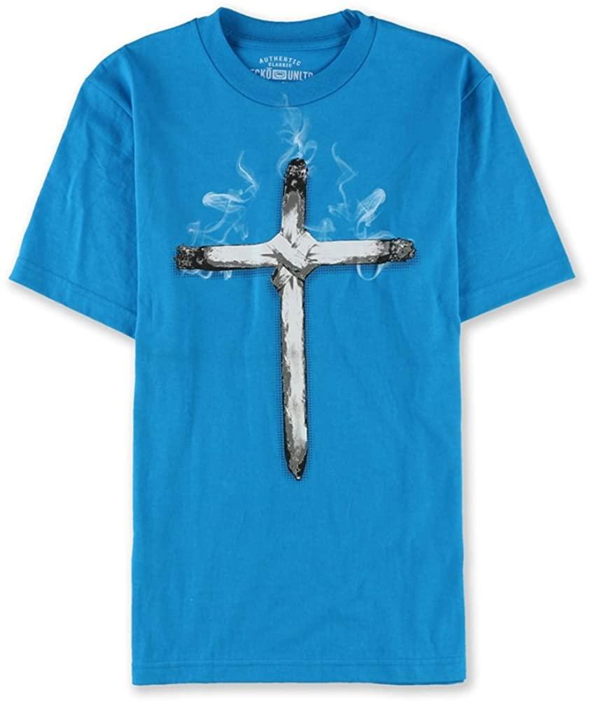 Ecko Unltd. Mens at All Ends Graphic T-Shirt