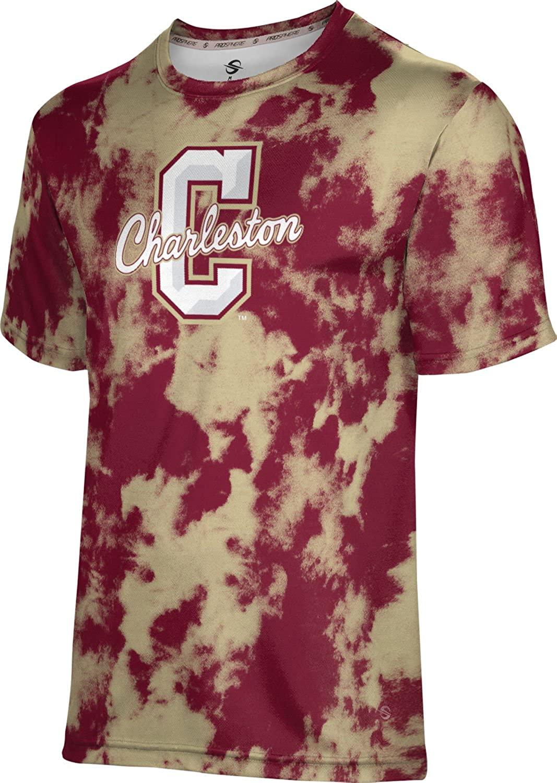 ProSphere College of Charleston University Boys' Performance T-Shirt (Grunge)