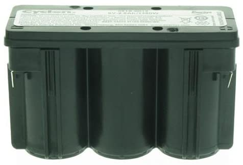 Treadmill Doctor Battery for the Lifefitness 9500HR Upright Bike