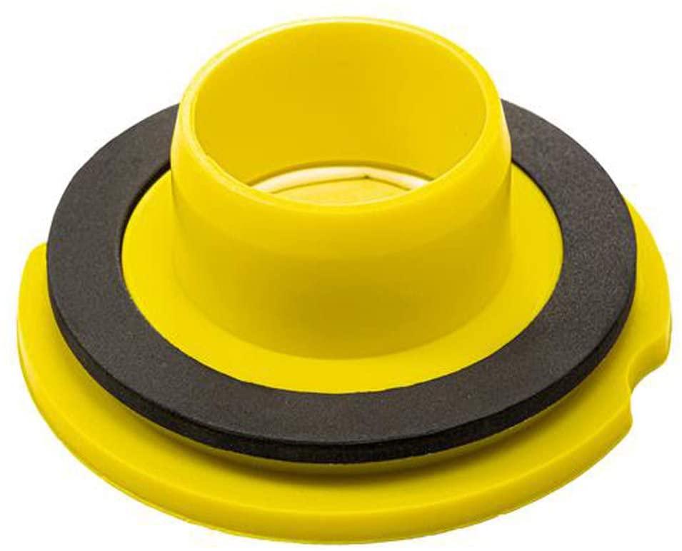 LEAKNO Universal Wax-Free Toilet Seal