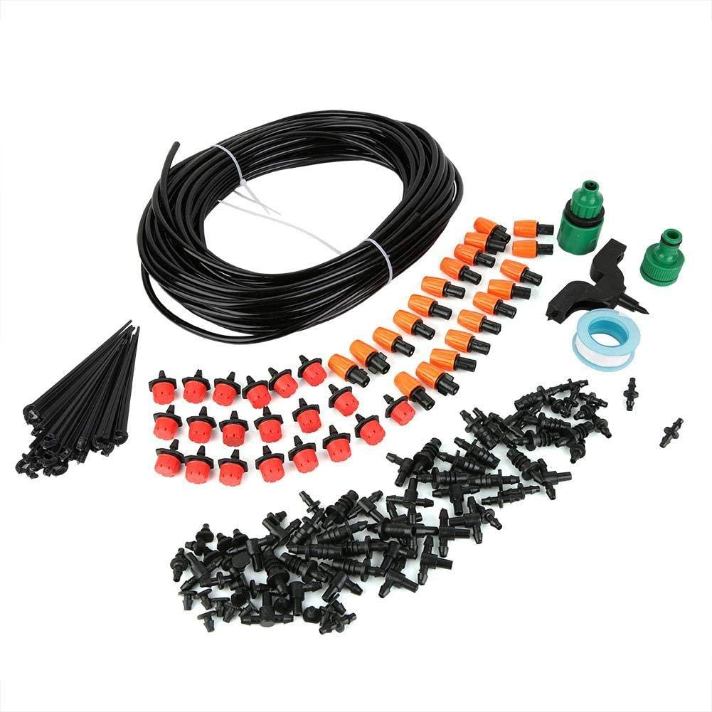 DEWIN 20M Micro Drip Irrigation System,Auto Timer Self Planting Watering Kits Garden Hose Kit