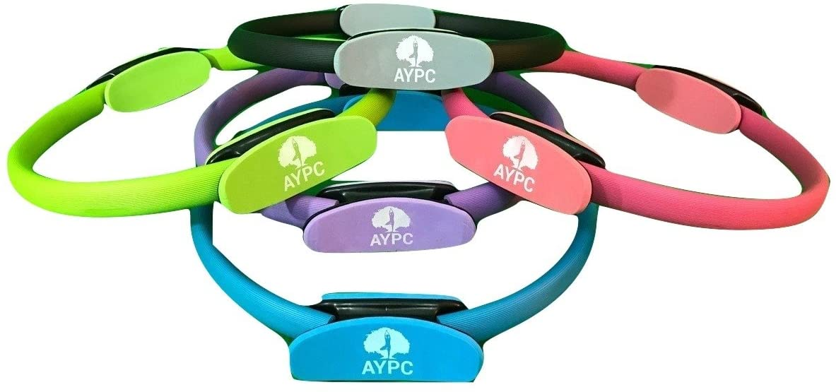 AYPC Pilates Ring/Circle - Total Body Toning and Resistance