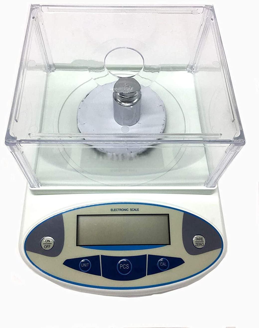 Analytical Balance Lab Laboratory Digital Scale 100g x0.001g 1 mg Precision Balances (100g, 220v)
