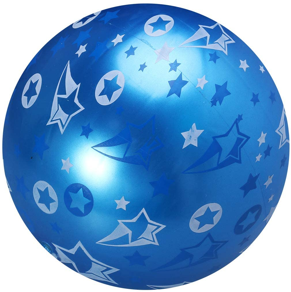 BESPORTBLE Inflatable Beach Water Ball Summer Party Pool Ball for Kids Boys Girls 22CM/9Inch (Random Color)