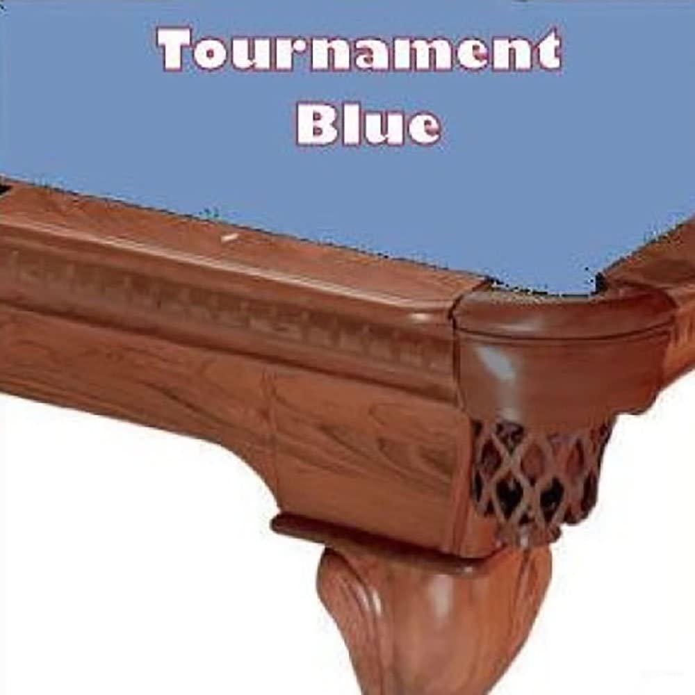 9' Tournament Blue ProLine Classic 303 Billiard Pool Table Cloth Felt