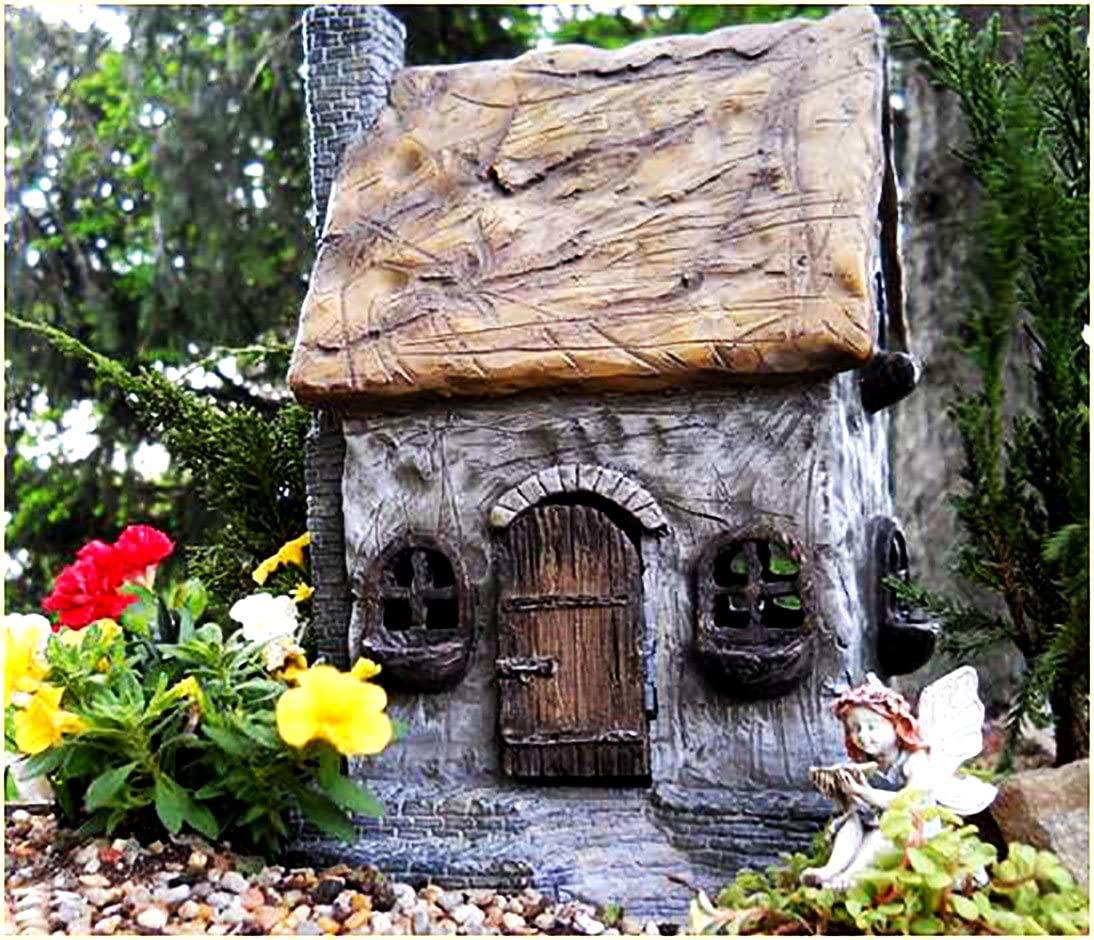 Fairy Garden Hawthorne House