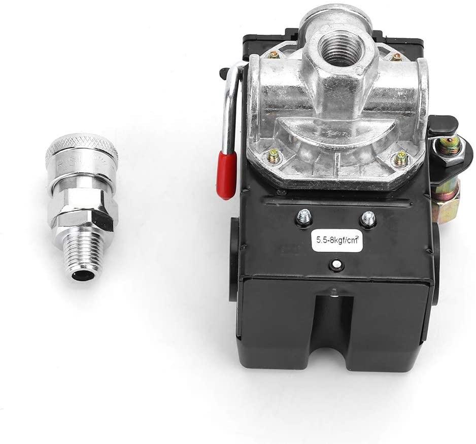 Pressure Control - 4 Hole Automatic Pressure Switch Control Valve G1/4
