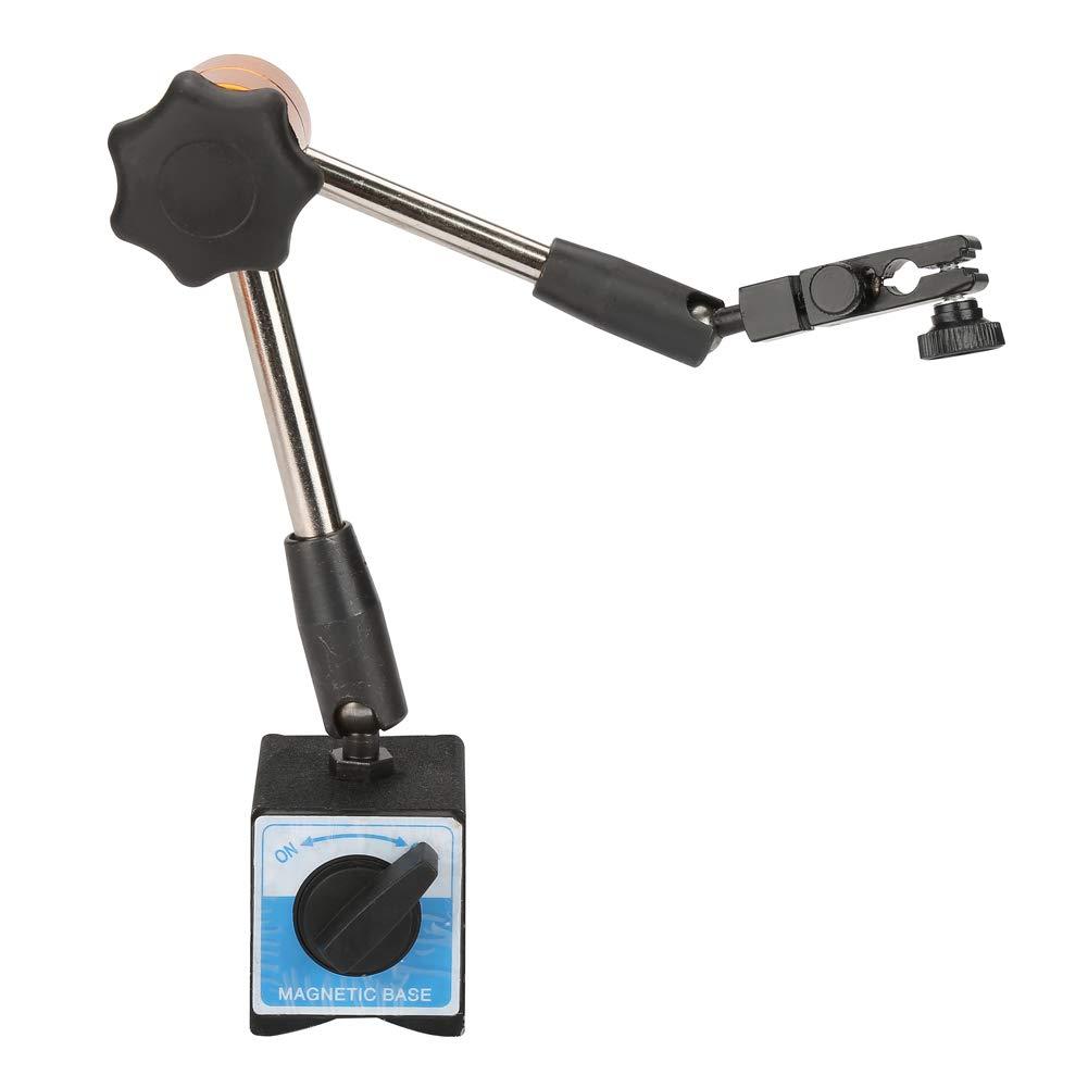 Magnetic Base Holder, Samfox 368mm Adjustable Universal Magnetic Base Holder Stand for Level Dial Indicator