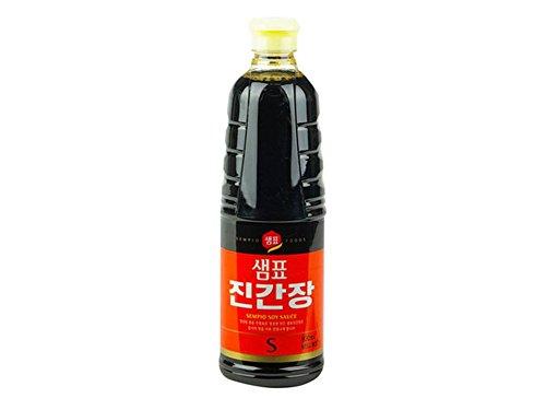 Sempio Soy Sauce Jin S 31.4 Fl Oz.