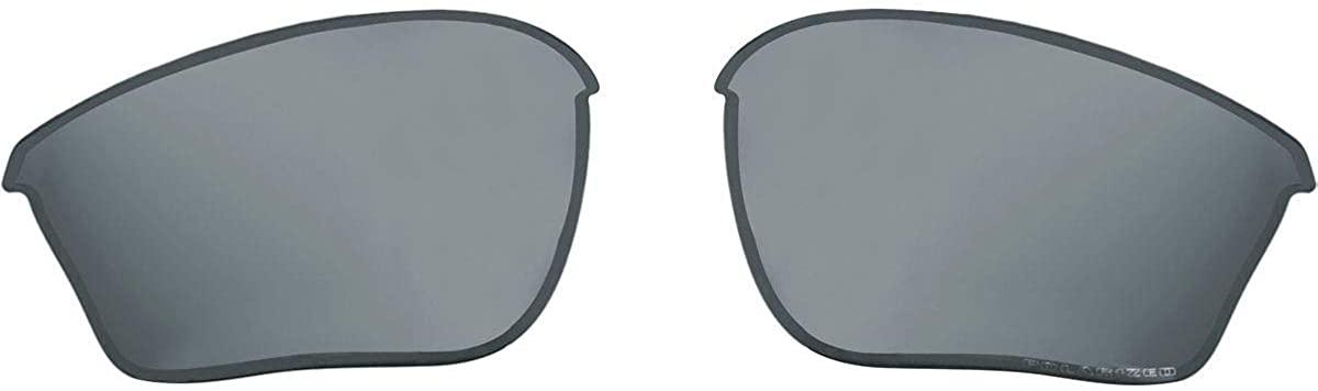 Oakley Half Jacket 2.0 XL Replacement Lens Grey Polar, One Size