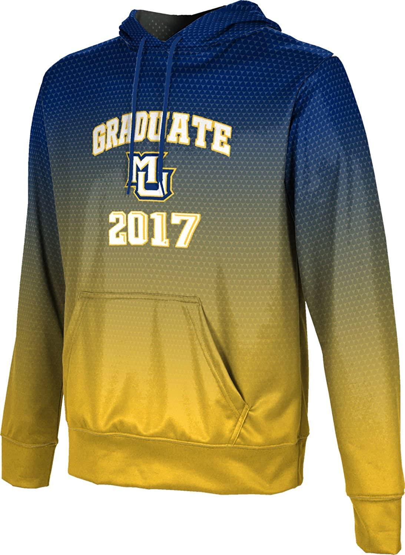 ProSphere Marquette University Graduation Men's Pullover Hoodie, School Spirit Sweatshirt (Zoom)