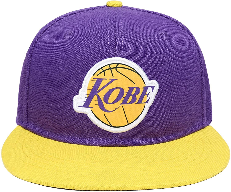 IORTY RTTY LA Basketball Legend MVP Goat 8 24 Snapback Cap Baseball Hat for Mens Womens