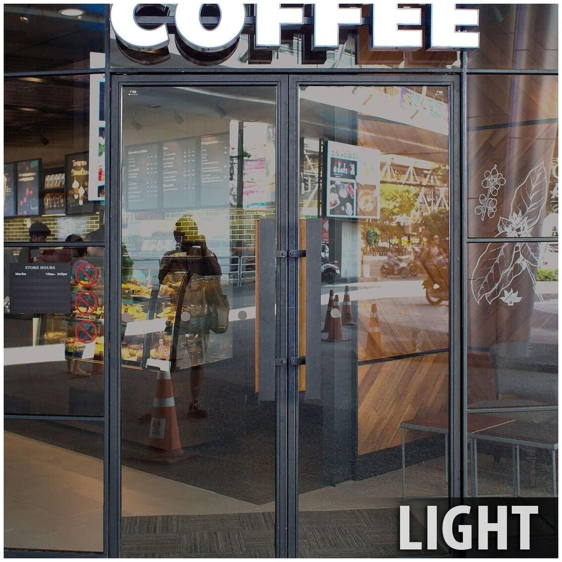 BDF BRZ50 Window Film Bronze Sun and Heat Control (Light) - 60in X 50ft