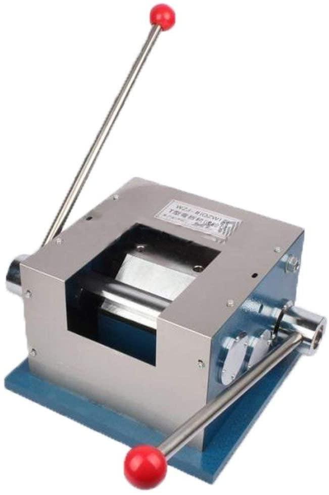 MXBAOHENG T Type Bending Machine WZJ-II Paint Coating Flexibility Tester Specimen Thickness 0.5~1.0mm