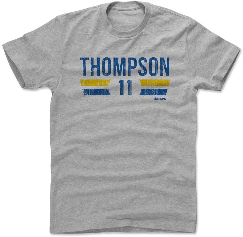 500 LEVEL Klay Thompson Shirt - Golden State Basketball Men's Apparel - Klay Thompson Golden State Font