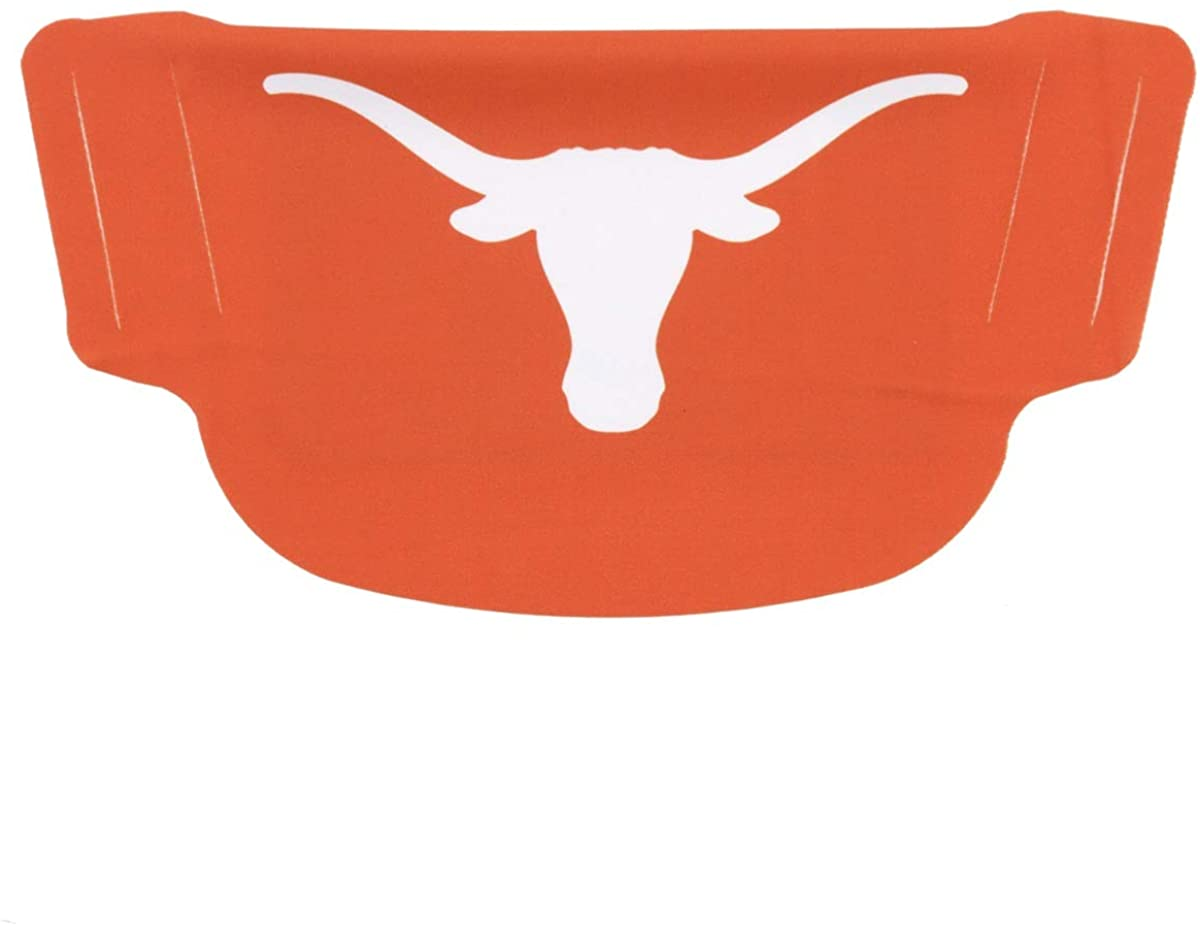 University of Texas Logo Face Mask