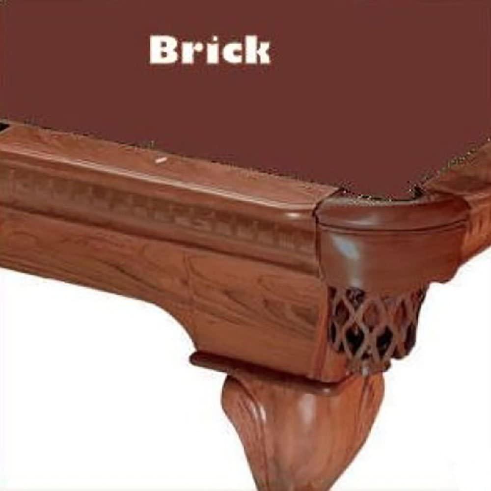 7' Brick ProLine Classic 303 Teflon Billiard Pool Table Cloth Felt