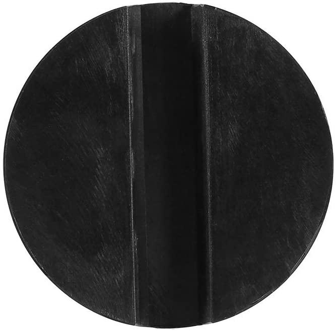 Vobor Black Rubber Pad for Jack(65x33mm)