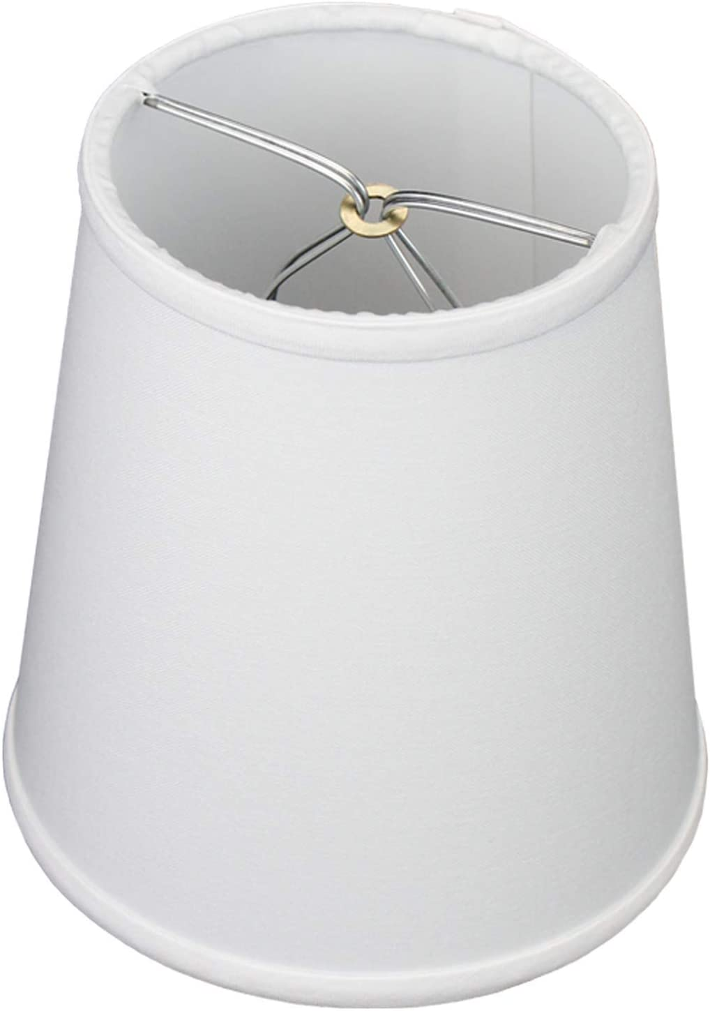 Thomas O'Brien Bryant Sconce TOB2002 Compatible Replacement Lampshade (Linen White)