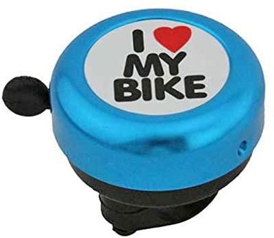 Alta I Love My Bike Bell, Multiple Colors.