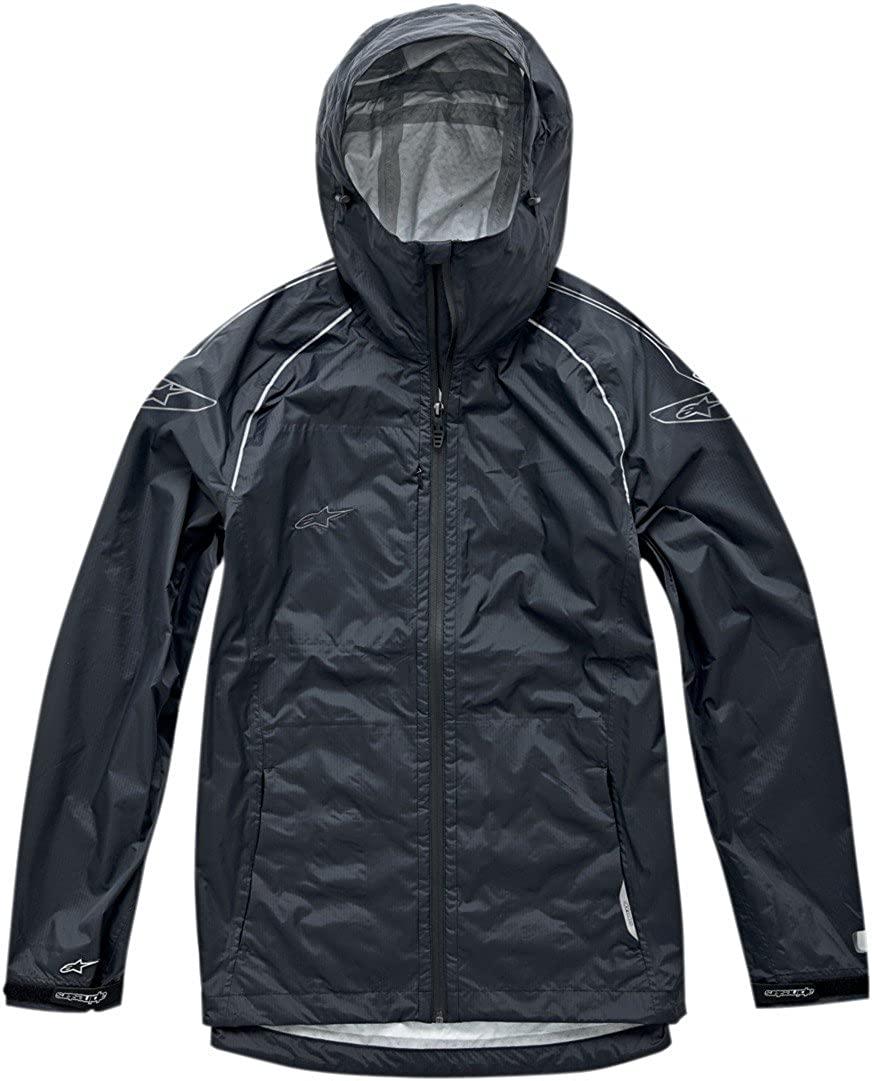 ALPINESTARS Jacket Gs Qualifier Black S Small