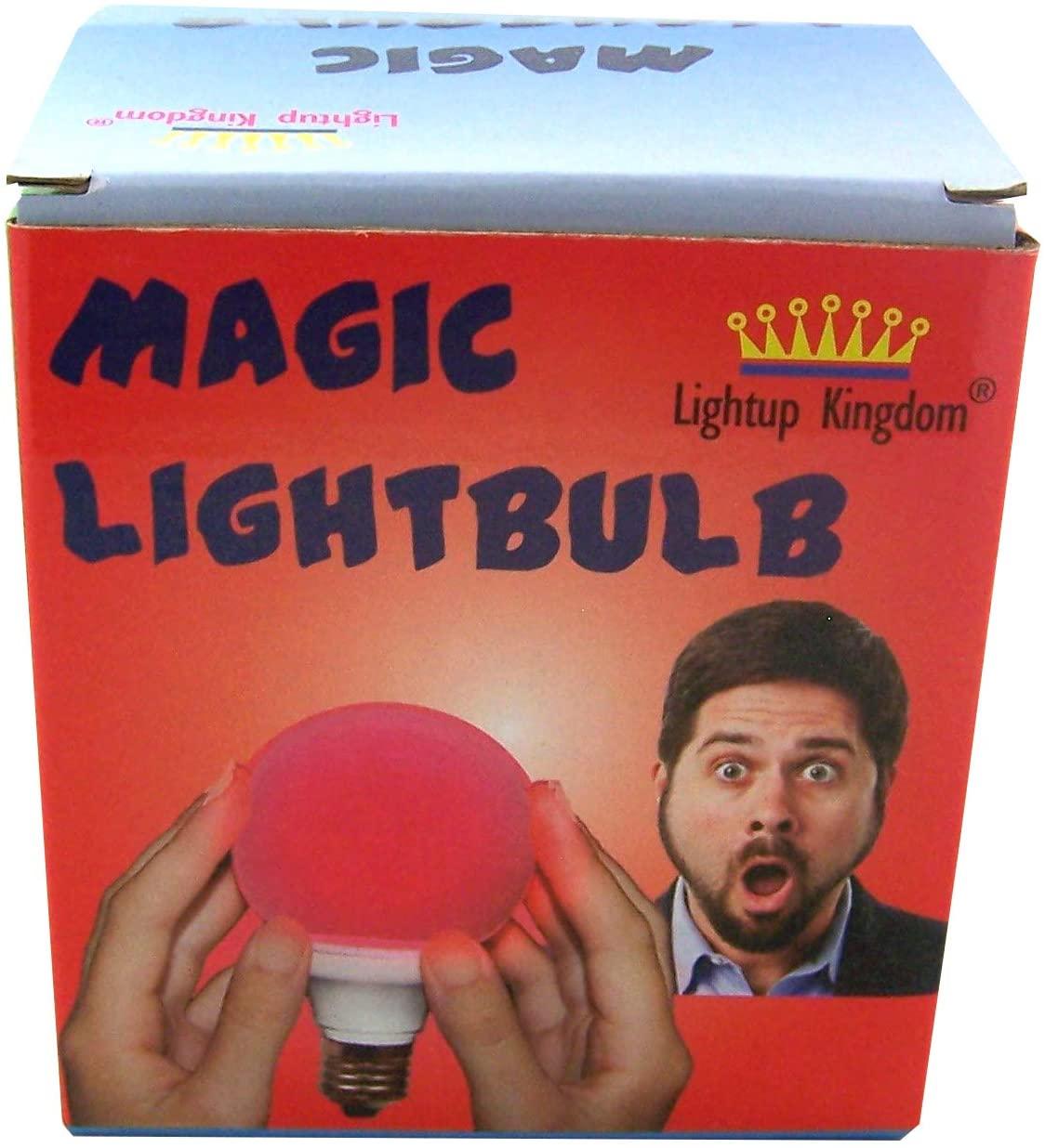 88 Merchandise Magic Light Up Light Bulb Trick Toy for Kids, 4 3/4 Inch