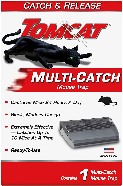 Tomcat Multi-Catch Mouse Trap, 1 Trap