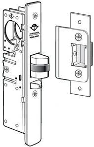 Adams Rite 4510-45-102-628 Standard Duty Deadlatch Flat For Aluminum Stile Doors (1-1/2