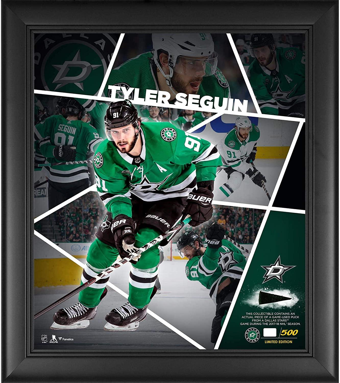 Tyler Seguin Dallas Stars Framed 15