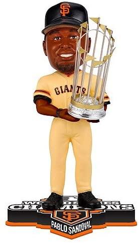 Bobbleheads Pablo Sandoval Giants Baseball World Series (2012)